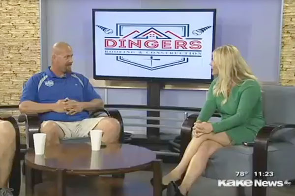 Dingers Roofing & Construction interview
